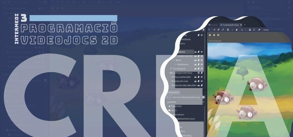 Curs de programació de videojocs 2D