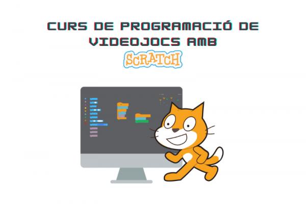 Curs de programació de Videojocs amb Scratch